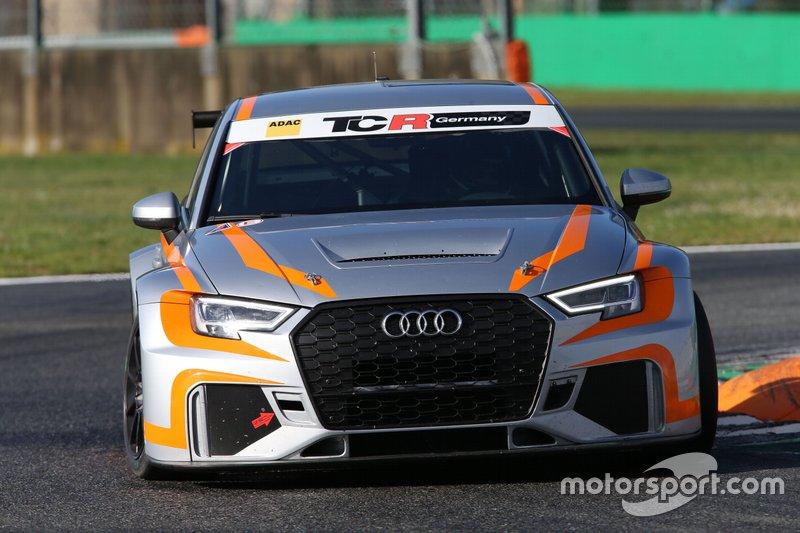 Klim Gavrilov, LTA Rally, Audi RS 3 LMS TCR