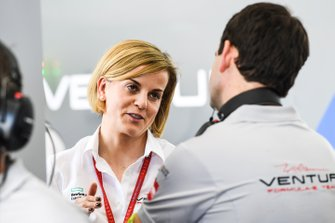 Susie Wolff, teambaas, Venturi Formula E