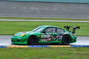 #777 MP1B Porsche GT3 Cup driven by Guillermo Fernandez of MGM Racing