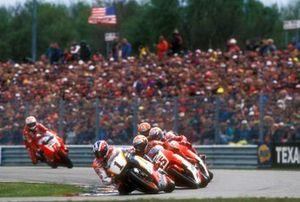Mick Doohan, Repsol Honda Team, führt
