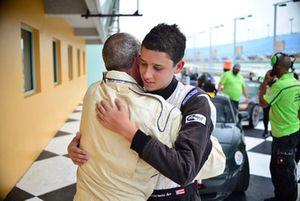 Herbert Gomez and Marcos Vento
