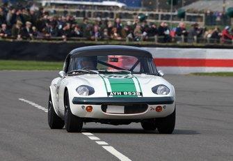 Graham Hill Trophy, Andrew Haddon Lotus Elan