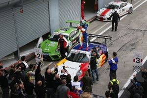 Il vincitore Diego Bertonelli, Dinamic Motorsport