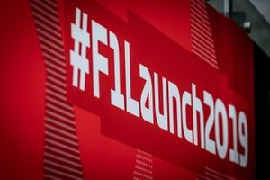 Хэштег #F1launch2019