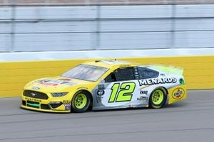 Ryan Blaney, Team Penske, Ford Mustang Menards/Pennzoil Ford