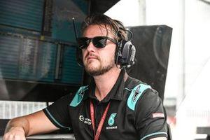 Йохан Стигефельт, руководитель команды Petronas Yamaha SRT