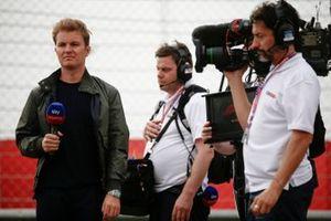 Nico Rosberg, Sky Sports F1