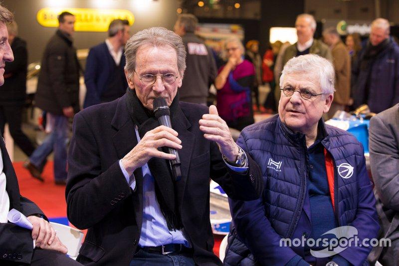 Jean-Pierre Jabouille et Jacques Nicolet