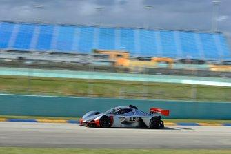 #121 FP2 Praga R1 Turbo driven by Elliot Alexander of Performance Tech Motorsports