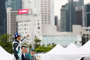 Sérgio Jimenez, Jaguar Brazil Racing celebrates 3rd position on the podium in the PRO class