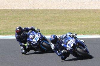 Corentin Perolari, GMT94 Yamaha, Thomas Gradinger, NRT