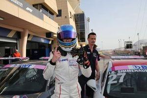 Yarış galibi Berkay Besler, Toksport WRT, Porsche 911 GT3
