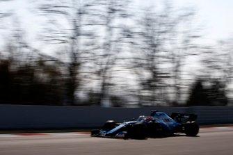 Роберт Кубіца, Williams FW42 Mercedes