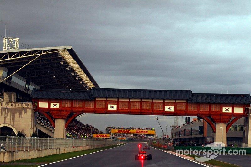 24 GP de Corea 2010