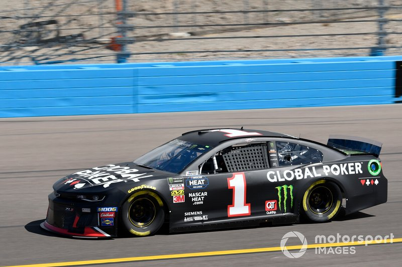 7. Kurt Busch, Chip Ganassi Racing, Chevrolet Camaro