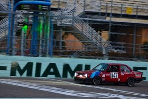 #147 MP3B BMW 325i driven by Gilberto Pinzon, Javier Pinzon, William Corredor, & Carlos Corridor of Bucket List Racing
