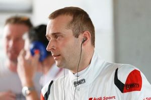 #2 Audi Sport Team Valvoline Audi R8 LMS: Christopher Haase