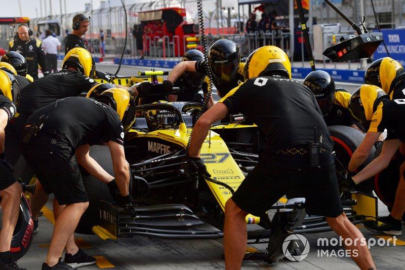 Nico Hulkenberg, Renault R.S. 19