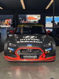 Hyundai Veloster N TCR, Bryan Herta Autosport