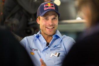 Andreas Mikkelsen, Hyundai Shell Mobis WRT