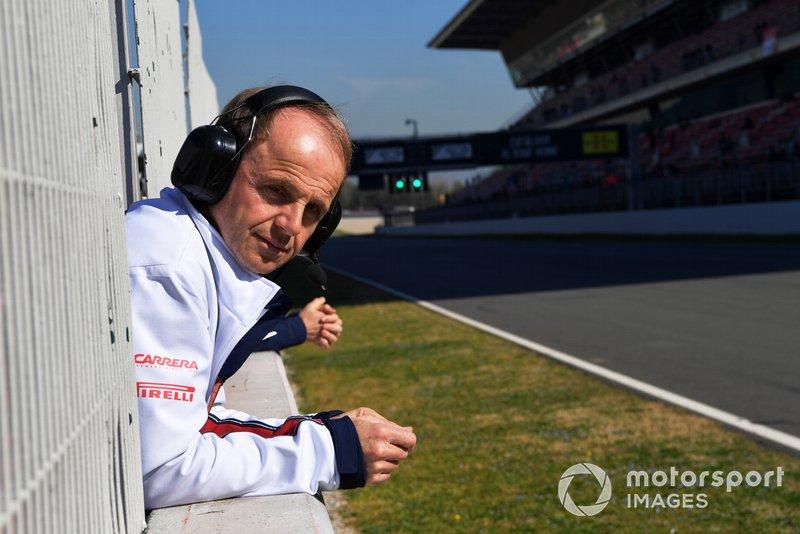 Josef Leberer, preparatore Alfa Romeo Racing
