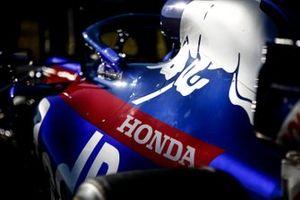 Honda filming day at Misano World Circuit