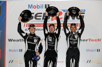1. GTD: #11 GRT Grasser Racing Team Lamborghini Huracan GT3, GTD: Mirko Bortolotti, Rik Breukers, Rolf Ineichen