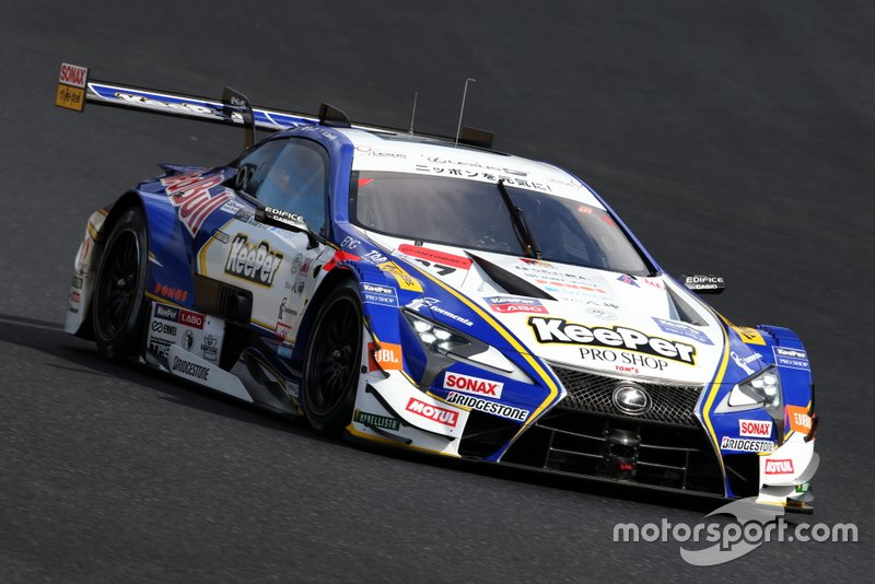 Super GT, equipes: Lexus Team KeePer Tom's
