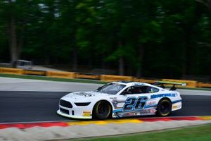 #26 TA2 Ford Mustang driven by Matt Tifft of Mike Cope Racing