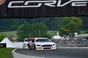 #24 TA2 Ford Mustang driven by Brandon Jones of Mike Cope Racing Enterprises