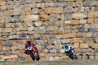 Ryuichi Kiyonari, Honda WSBK Team, Alessandro Del Bianco, Althea Racing