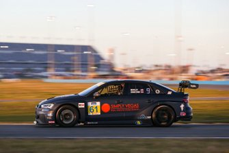 #61 Roadshagger Racing by eEuroparts.com Audi RS3 LMS TCR, TCR: Gavin Ernstone, Jon Morley