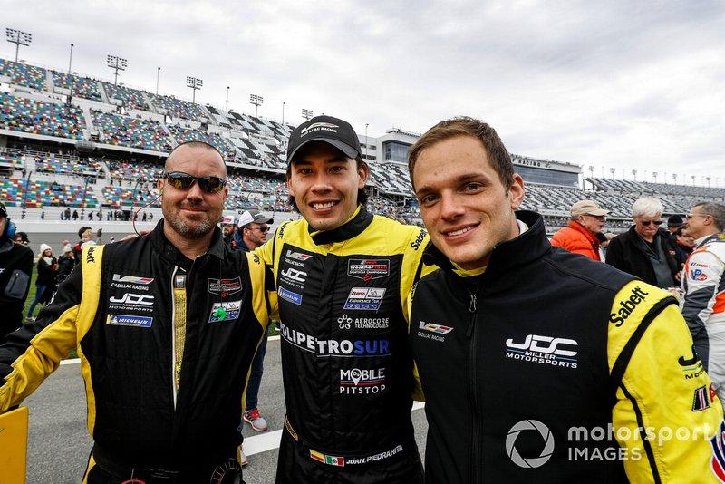 #84 JDC-Miller Motorsports Cadillac DPi, DPi: Simon Trummer, Juan Piedrahita