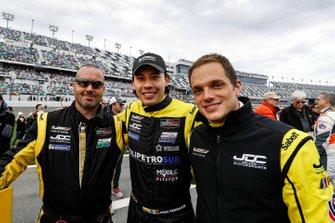 Гонщики JDC-Miller Motorsports Симон Труммер и Хуан Пьедрахита