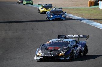 #31 Huracan Super Trofeo Evo, Target Racing: Frederik Schandorff, Jonathan Cecotto