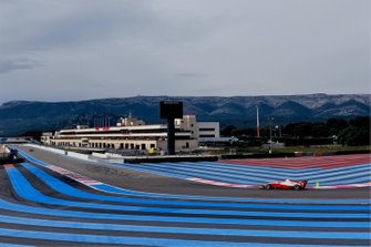 Piloti nei test al Paul Ricard