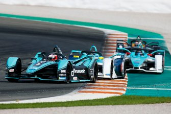 Mitch Evans, Jaguar Racing, Jaguar I-Type 4 Oliver Turvey, NIO 333, NIO FE-005, Ma Qinghua, NIO 333, NIO FE-005