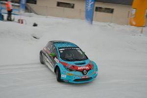 Jean-Baptiste Dubourg, Renault Zoe