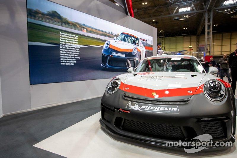 Coche de la Porsche Cup