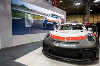 Porsche Cup car
