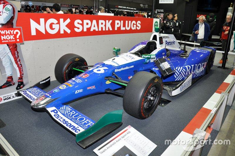 DW12 Team Andretti Auto Sport #26