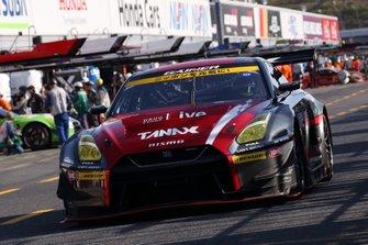 #11 Gainer Nissan GT-R: Katsuyuki Hiranaka, Hironobu Yasuda