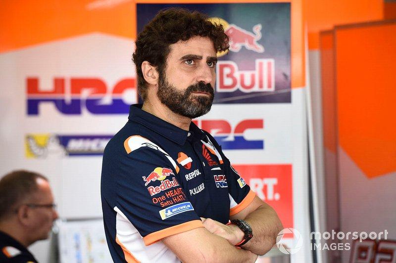 Санти Эрнандес, Repsol Honda Team