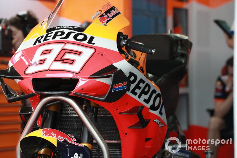 Marc Marquez, Repsol Honda Team Honda