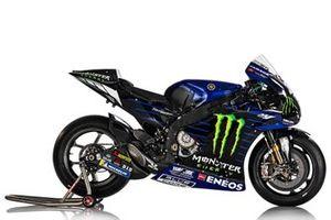 Moto de Maverick Vinales, Yamaha Factory Racing
