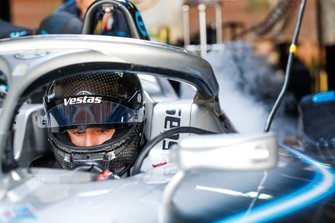 Daniel Juncadella, Rookie Test Driver for Mercedes Benz EQ