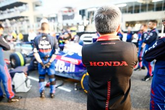 Masashi Yamamoto, directeur général de Honda Motorsport