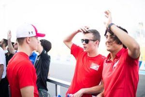Callum Ilott, Sauber Junior Team by Charouz Mick Schumacher, Prema Racing