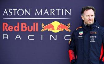 Christian Horner, Red Bull Racing Teambaas