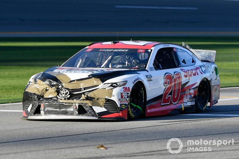 Эрик Джонс, Joe Gibbs Racing, Toyota Camry Sports Clips